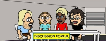 problems with discussions