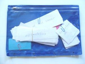 decentralised teaching equipment word bag